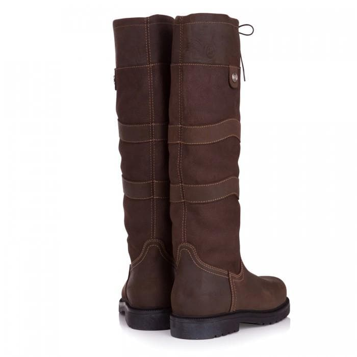 Dakota Waterproof Country Boots Orignal - Brown - Bareback Footwear