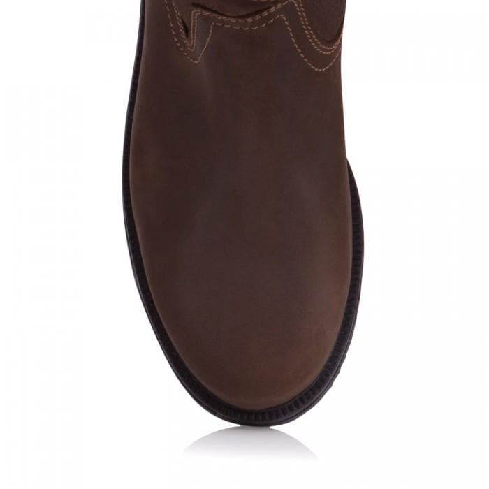Dakota Country Boots Orignal - Brown - Bareback Footwear
