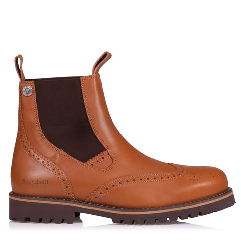 INDIANA BOOTS - BROWN