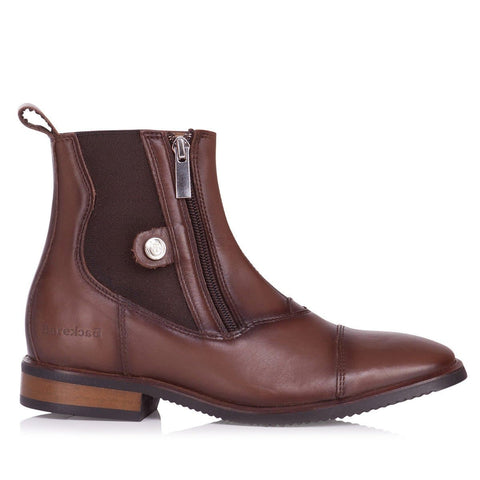Adults Harlem Jodhpur Boots - Brown