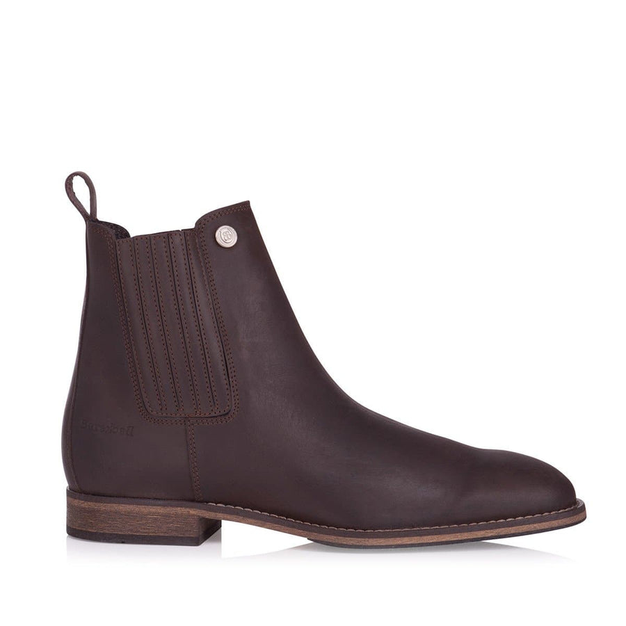 INDIANA BOOTS - BROWN - Bareback Footwear