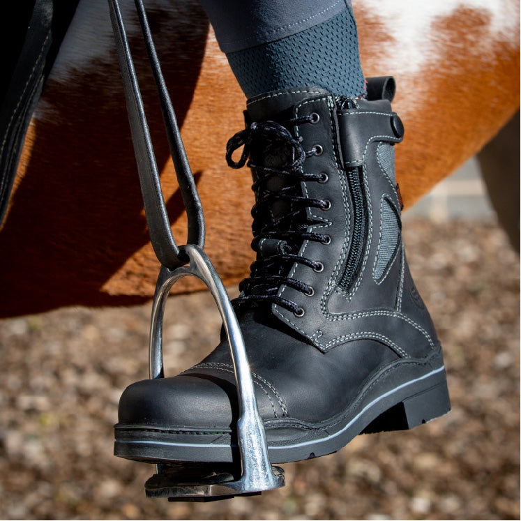 waterproof riding jodhpur Boot