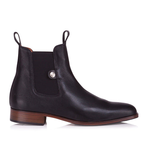 Childrens Harlem Jodhpur Boots - Black