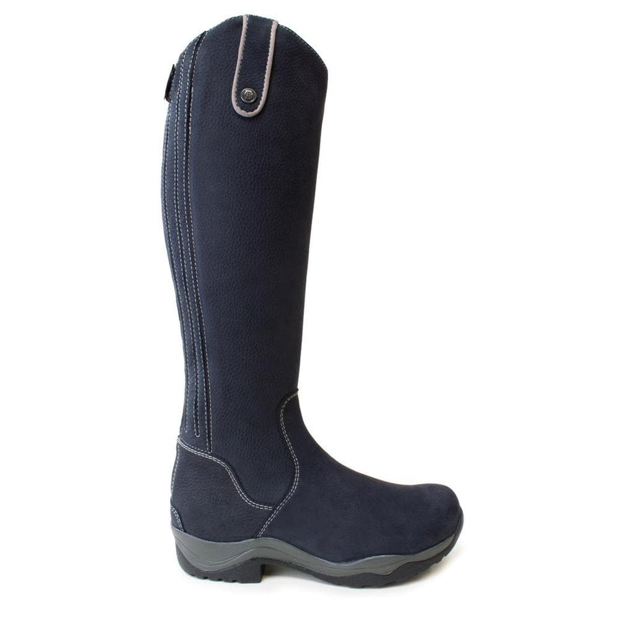 Montana Riding Boots - Blue - Standard and Wide Fit