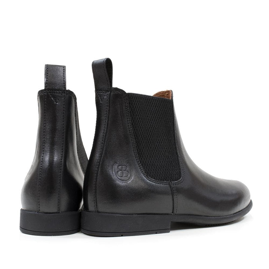 Children's Ohio Black - Bareback Footwear