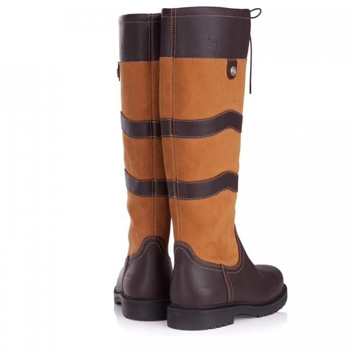 Oregon Country Waterproof Boots - Toffee - Bareback Footwear