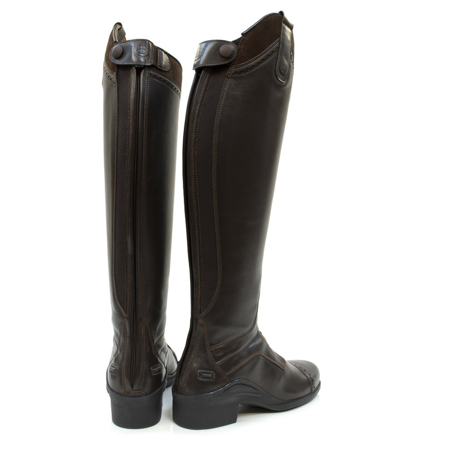 Phoenix Long Riding Boot -Brown- Made to Measure