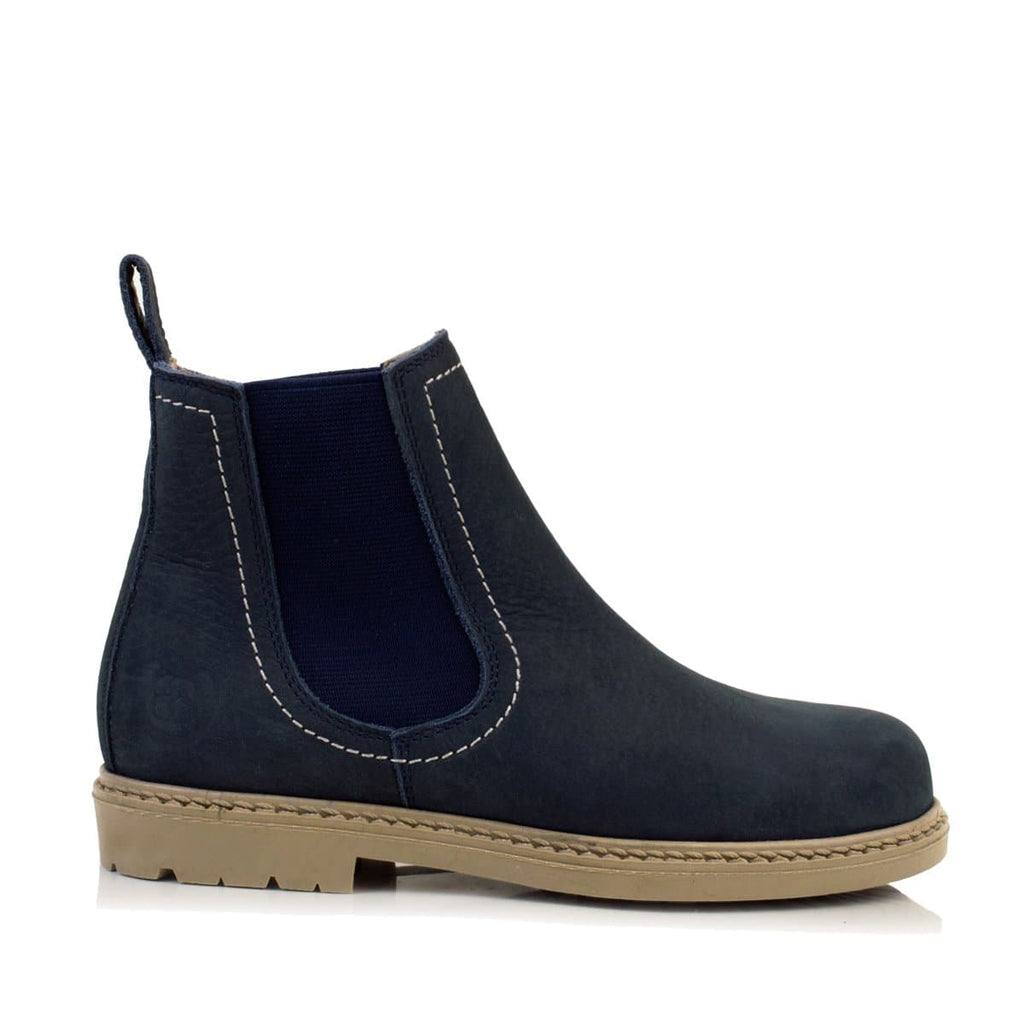 Toddy Blue Short Boot