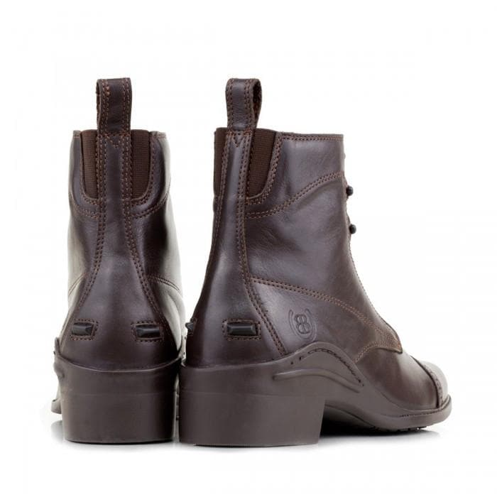 Windsor Riding Boots - Brown - Bareback Footwear