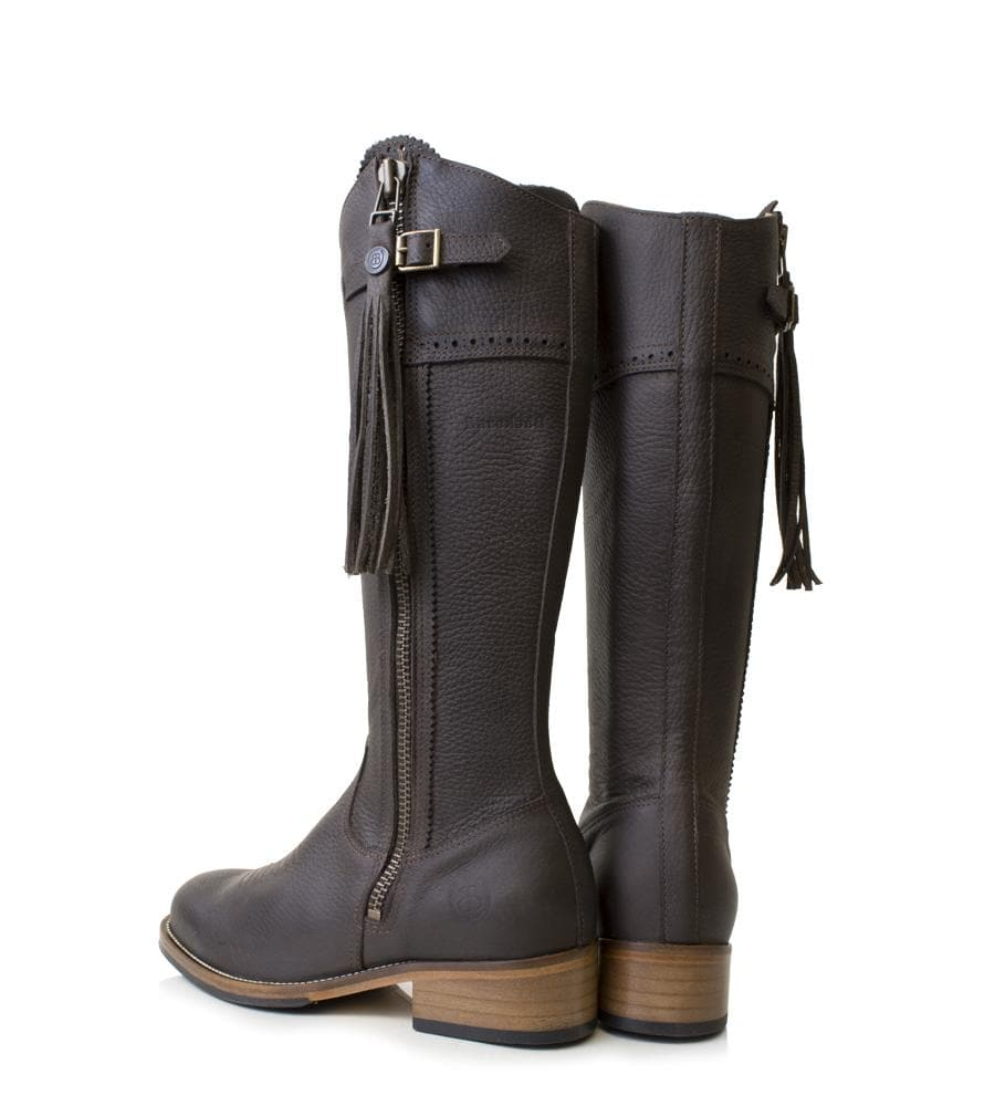 Mustang - Mid Calf Boot - Brown