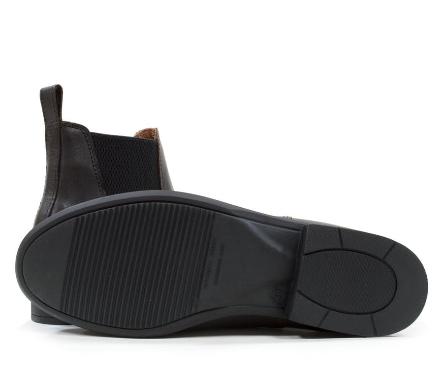 Adults Ohio - Brown - Bareback Footwear