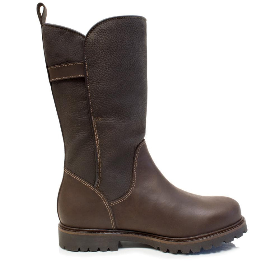 Quebec Pull On Waterproof Boots