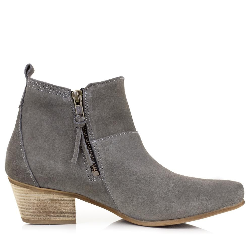 Roxy Grey - Bareback Footwear