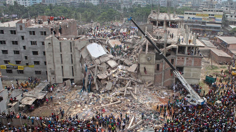 Rana Plaza Collapse - Fashion Revolution - Who Made My Clothes