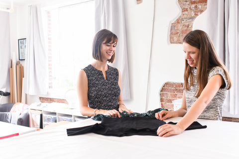 meet the maker - ethically made clothing in Washington DC