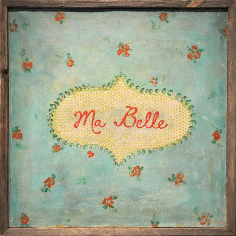 Image of Sugarboo Designs Art Print Ma Belle - Life onPlum - 1