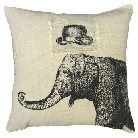 Sugarboo Designs Hat & Elephant Pillow - Life onPlum