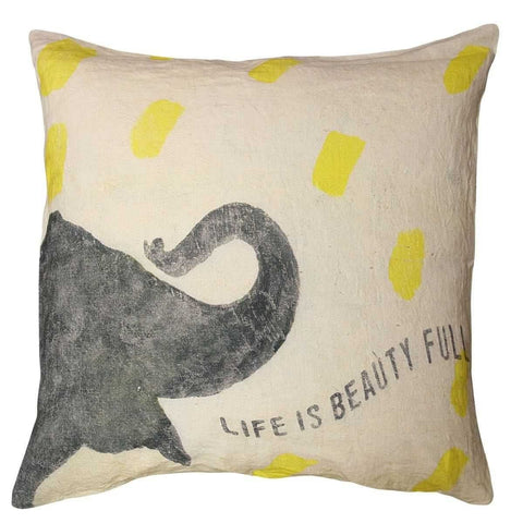 Sugarboo Smart Elephant Pillow - Life onPlum