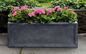 Campania International Denbigh Window Box - Lead Lite