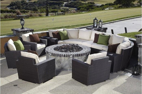 Sunset West Solana Outdoor Seating Collection