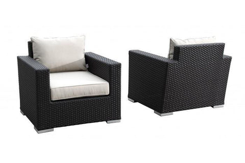 Image of Sunset West Solana Outdoor Sofa and Chair Collection