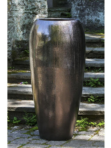 Image of Campania International Marisol Large Jar in Bronze DorÌÎå© At Home with Beth and Chad