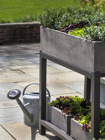 Campania International The Garden Anywhere Bench At Home with Beth and Chad