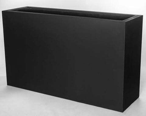 Campania International Metropolitan Rectangular Planter 5936 At Home with Beth and Chad
