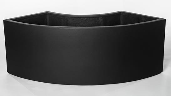 Campania International Metropolitan Quarter Arc Planter 5018 - AtHomewithBethandChad.com