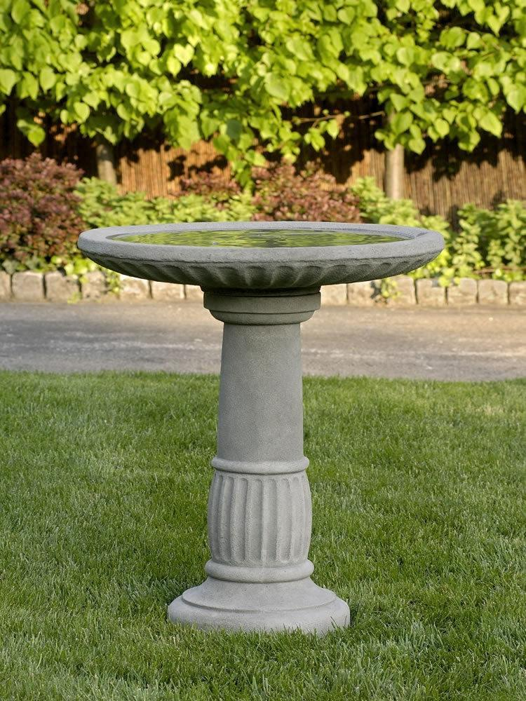 Campania International Savannah Birdbath The Garden Gates