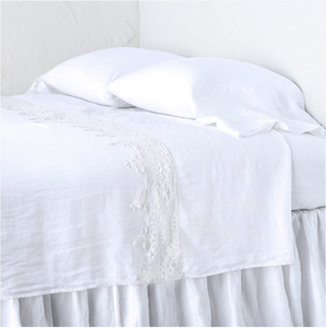 Bella Notte Linens Frida Flat Sheet