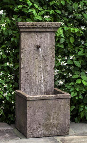 Campania International Marais Wall Fountain