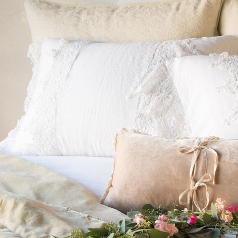 Bella Notte Linens Frida Pillow Sham