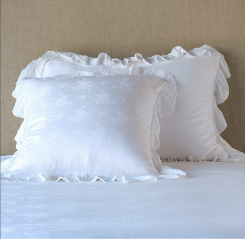 Image of Bella Notte Linens Isabella Pillow Sham - AtHomewithBethandChad.com