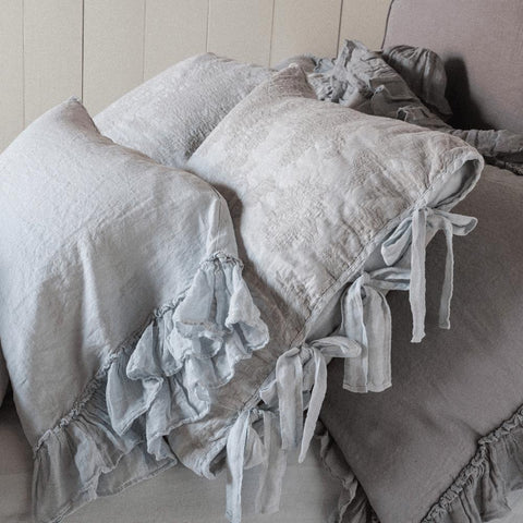 Image of Bella Notte Linens Marguerite Pillow Sham Quick Ship - AtHomewithBethandChad.com