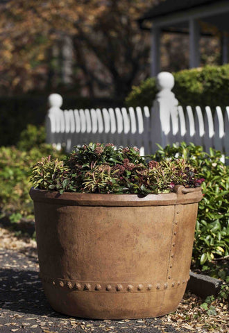 Campania International Apple Butter Kettle Planter - AtHomewithBethandChad.com
