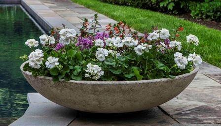 Campania International Textured Zen Bowl - AtHomewithBethandChad.com