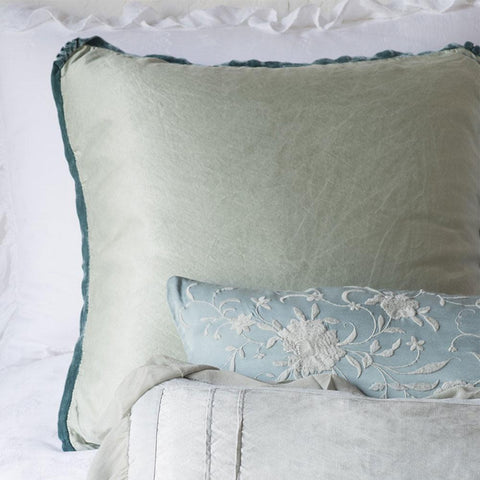 Image of Bella Notte Linens Paloma Pillow Sham - AtHomewithBethandChad.com