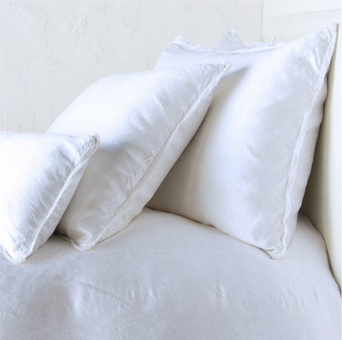 Bella Notte Linens Paloma Pillow Sham - AtHomewithBethandChad.com