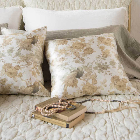 Bella Notte Linens Rosalina Personal Throw Pillow - AtHomewithBethandChad.com