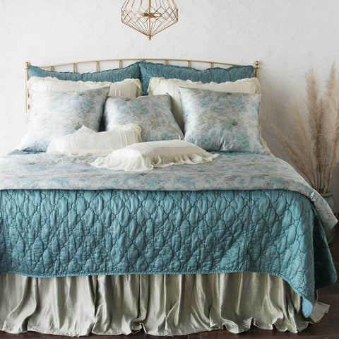 Image of Bella Notte Linens Rosalina Pillow Sham - AtHomewithBethandChad.com