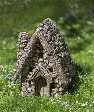 Image of Campania International Gnome Sweet Home Garden Statue At Home with Beth and Chad