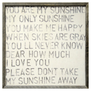 Sugarboo Designs You Are My Sunshine The Garden Gates