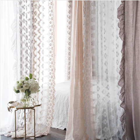 Bella Notte Linens Olivia Curtain Panel