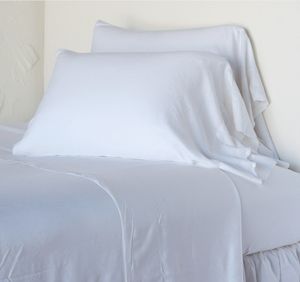Bella Notte Linens Madera Luxe Pillowcase - AtHomewithBethandChad.com