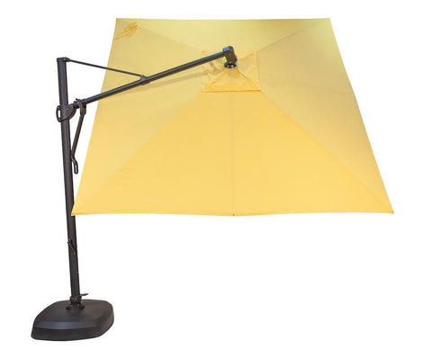 Image of Treasure Garden 10ft Cantilever Square Umbrella