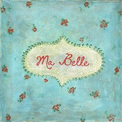 Sugarboo Designs Ma Belle Art Print