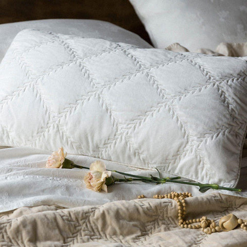Image of Bella Notte Linens Marseille Lumbar Pillow - AtHomewithBethandChad.com