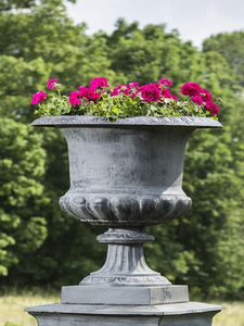 Campania International Edenbridge Iron Urn The Garden Gates