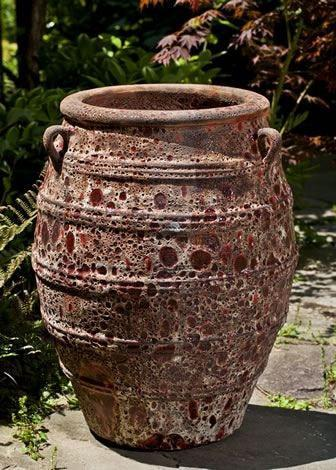 Campania International Corinth Jar Planter - AtHomewithBethandChad.com
